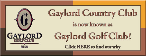 Gaylord-Golf-Club