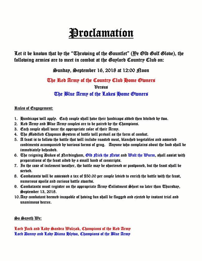 Proclamation-2018